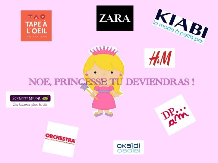 une de princesse blog