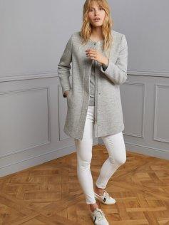 manteau-sans-col-femme-en-drap-de-laine